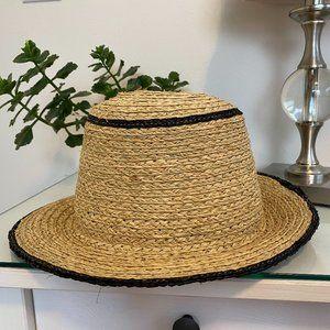 NWOT Zara Straw Hat